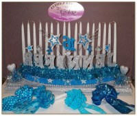Sweet 16 Candle Holders For Lighting Ceremony