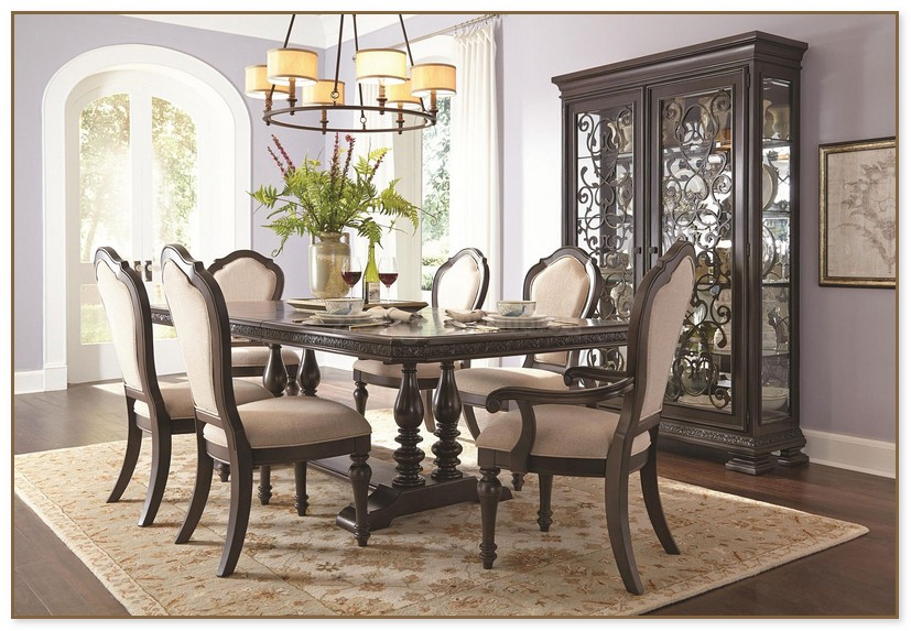 round chair pad wedding covers kettering dining room set with china cabinet