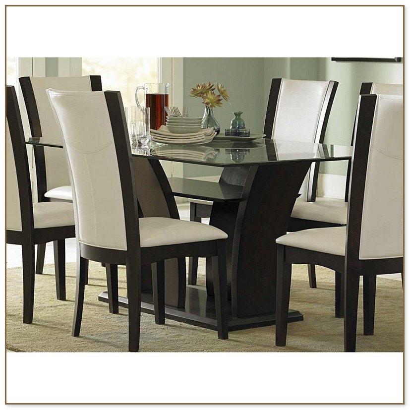 round glass kitchen tables small dinette sets top dining table