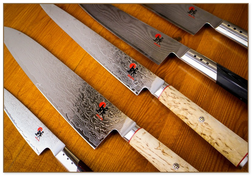 Sharpest Knives In The World
