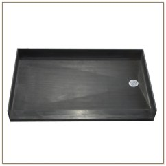 Kitchen Rugs For Hardwood Floors Eat In Tables Stainless Steel Shower Pan