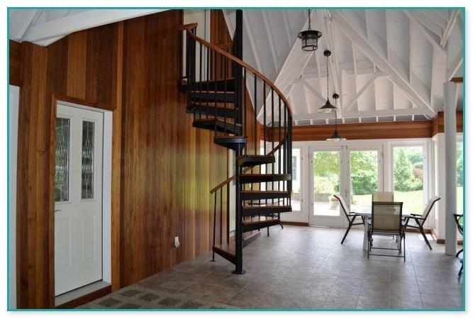 Spiral Staircase To Attic   Spiral Staircase To Attic   Diy   Basement   Remodeling   Creative   Small