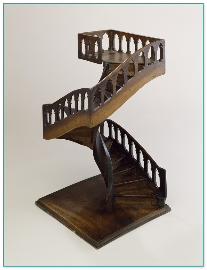 Byers Choice Spiral Staircase   Byers Choice Spiral Staircase   Stair Storage   Choice Carolers   Wooden Stairs   Inches Tall   Rolling Scaffold