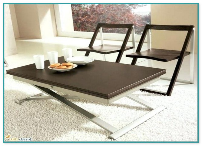 Coffee Table Converts To Dining Table Au