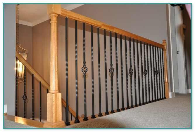 Cost Of Wrought Iron Stair Spindles   Cost Of New Banister And Spindles   Chris Loves Julia   Stair Parts   Stair Treads   Paint   Iron Stair