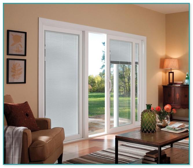 Pella Patio Doors With Built In Blinds