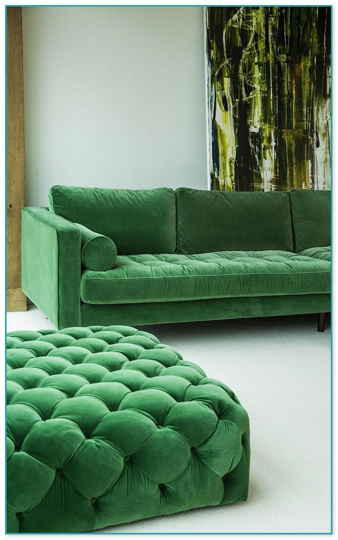 Emerald Green Velvet Sofa Uk