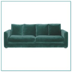 Gus Sectional Sleeper Sofa Chester Leather Beds Gorgeous Emerald Green Velvet Couches