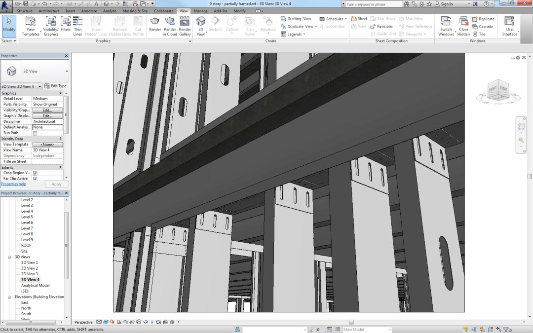 Model all clips and connections in Revit using SteelSmart Framer software for the most accurate material takeoff's for light steel framing.