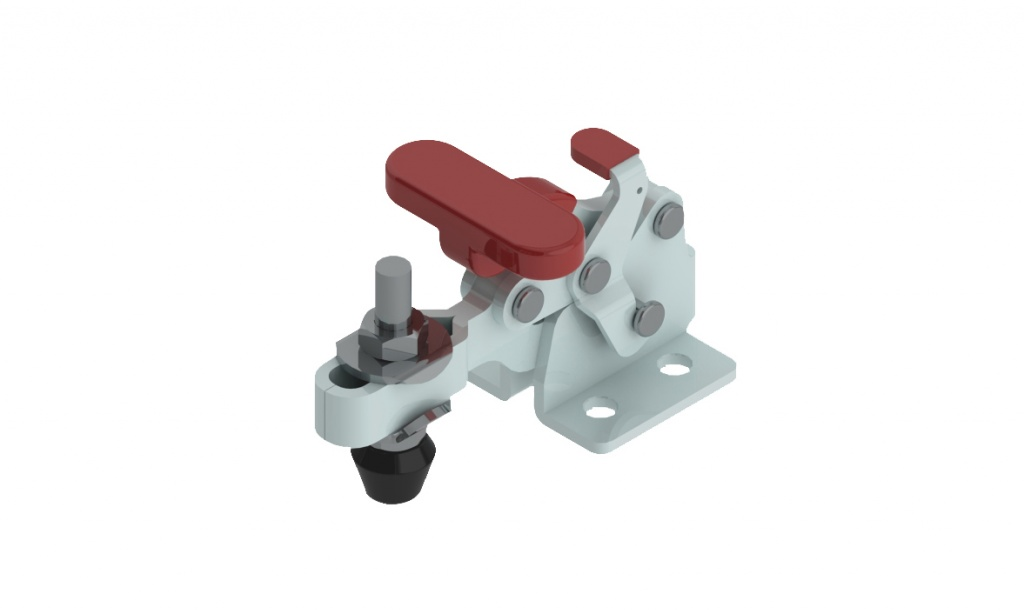 T-handle clamp