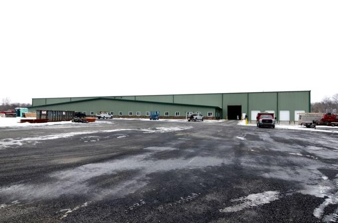 Steelsmith-SteelBuilding-warehouse-callery industrial