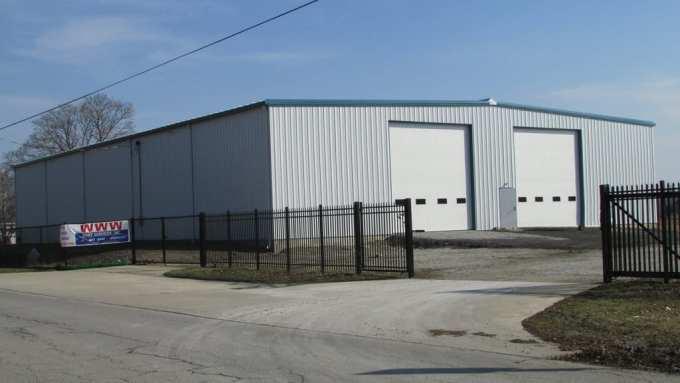 Ohio Steel Buildings