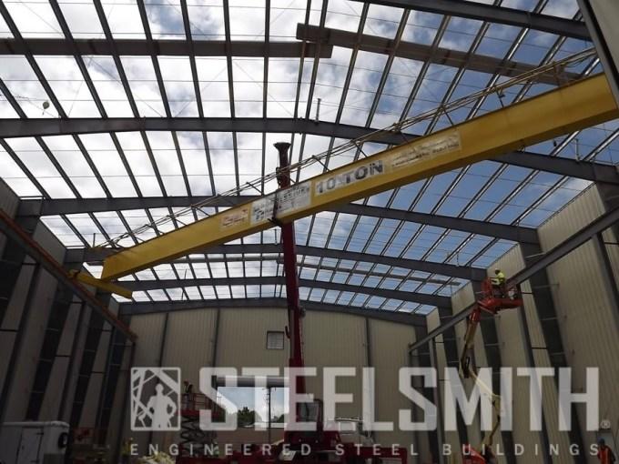 Picatinny Arsenal Steel Buildings