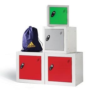 Probe cube steel lockers