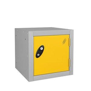 probe cube locker yellow