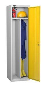 probe-yellow-locker-for-clean-and-dirty-environment