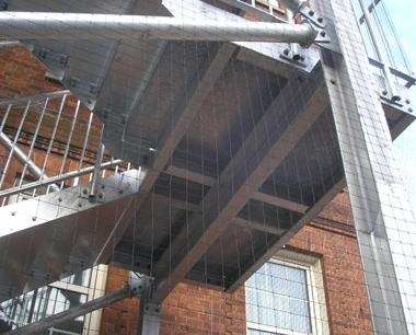 Fire Escape Stairs Steelway   Steel Fire Escape Stairs   Architectural   Internal   Industrial   Emergency   Fire Exit