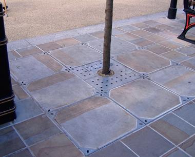 Bripit Tree  External Recessed Access Covers  Brickhouse