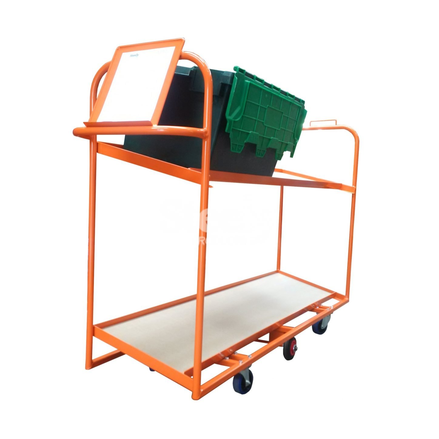 12 Tote Trolley