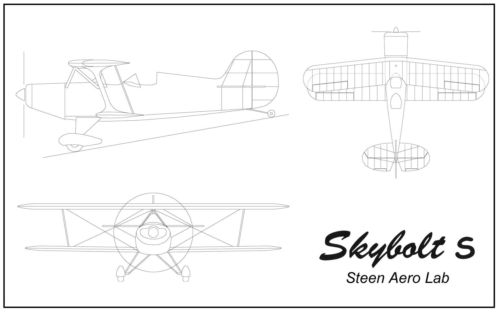 1000 Images About Aircraft 3view Scale Drawings On