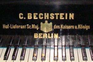 Bechstein Berlin logo