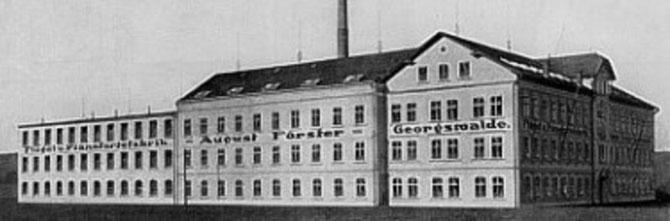 Fabriek August Forster