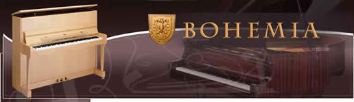 Bohemia Piano's en Vleugels