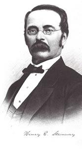 Henry E Steinway