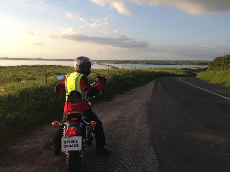 Sydfyn - et skønt område og perfekt til motorcykler