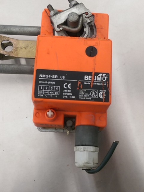 1 5 Valve With Belimo Direct Coupled Actuator