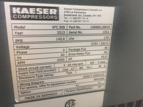 small resolution of  kaeser air variable speed drive rotary screw compressor