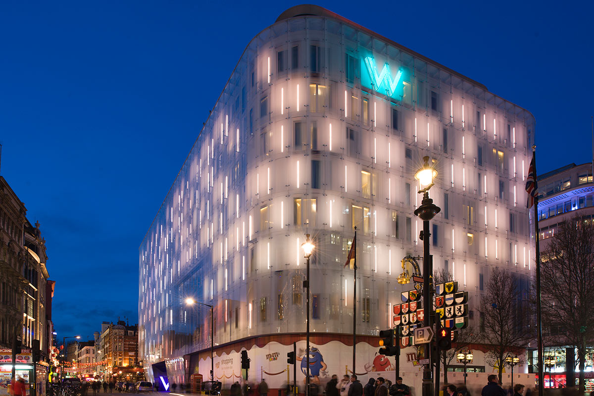 Steerforth Partners  W Hotel Leicester Square London W1