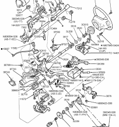 exploded view for the 1999 ford f250 tilt steering 1999 chevy suburban parts diagram chevy steering column wiring diagram [ 1280 x 1723 Pixel ]
