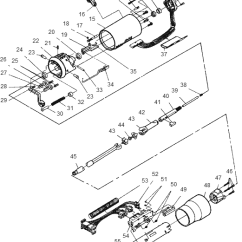 Jeep Wrangler Steering Column Diagram Whirlpool Duet Dryer Parts Exploded View For The 1989 Cadillac Eldorado Telescopic | Services