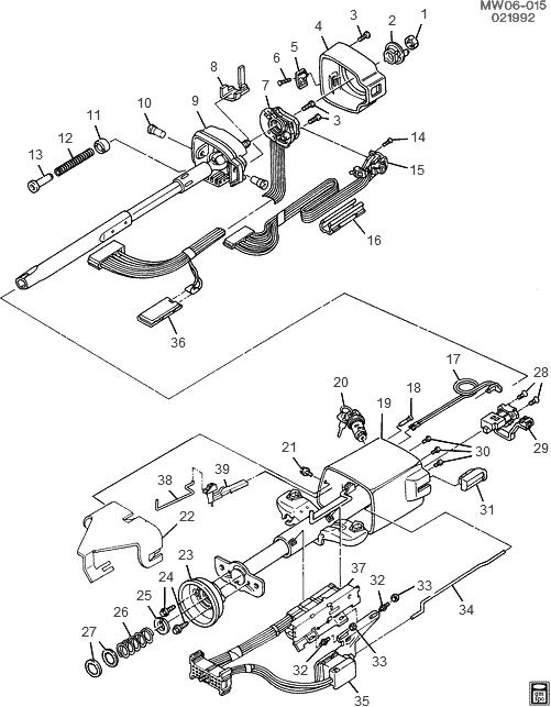 Buick Century Wiring Diagram Steering Column
