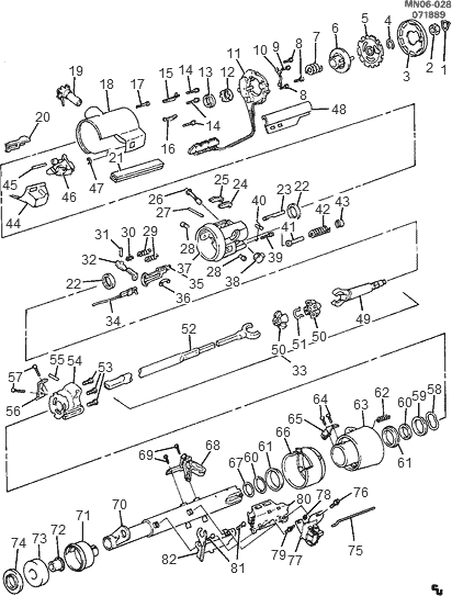 Service manual [Exploded View 1993 Buick Skylark Manual