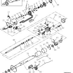 Chevy Steering Column Wiring Diagram 1w Blue Laser 1500 1994 Data Gm Great Installation Of U2022 Brown