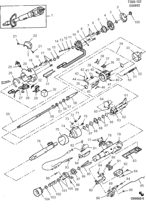 1988 Chevrolet S10 Wiring Diagram  Best Place to Find