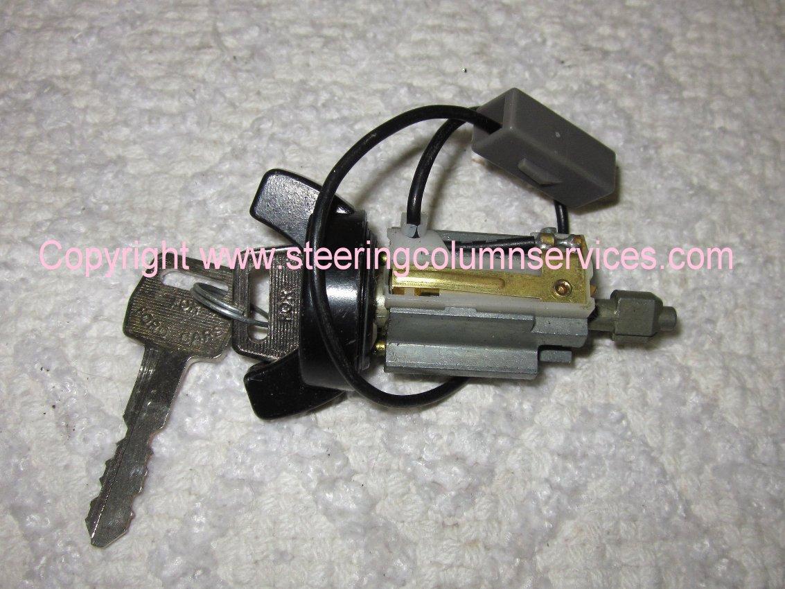 Ford Mustang Locking Steering Columns Locking Steering Column Diagram