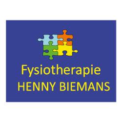 Fysio Henny Biemans