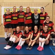 Brouwer Tuk / Steevast Dames 1 wint laatste thuiswedstrijd van het seizoen