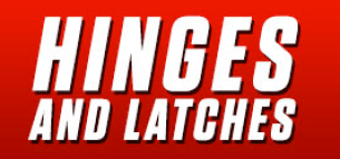 Visit us at www.Hingesandlatches.com