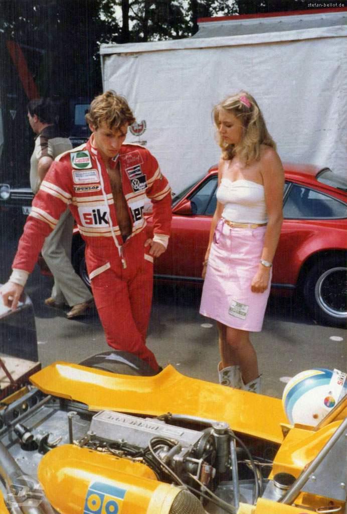 Stefan Bellof  Formula Super V a short detour