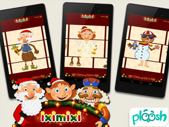 characterdesign-animation-iximixi-kinder-app-portfolio