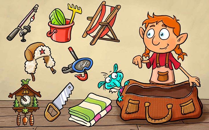 illustration-kinderapp-spiel-koffer-packen-urlaub