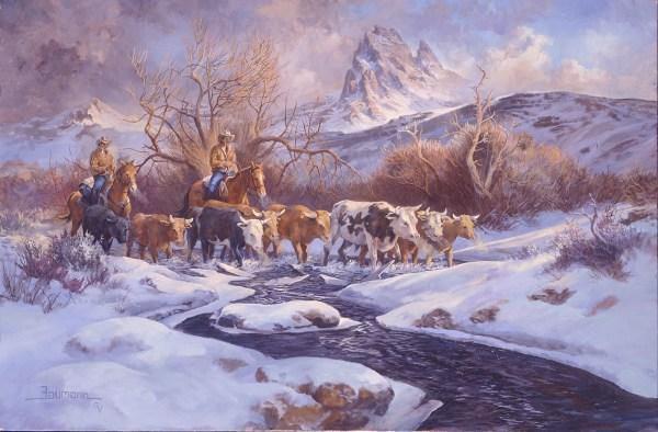 Western Paintings Stefan Baumann