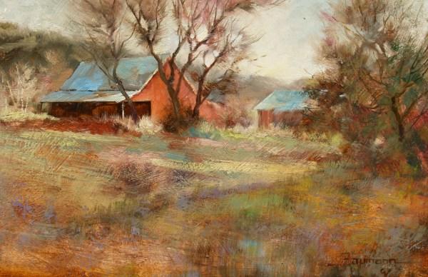 Plein Air Painting Stefan Baumann