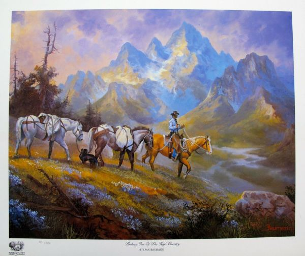 Western Paintings Stefan Baumann