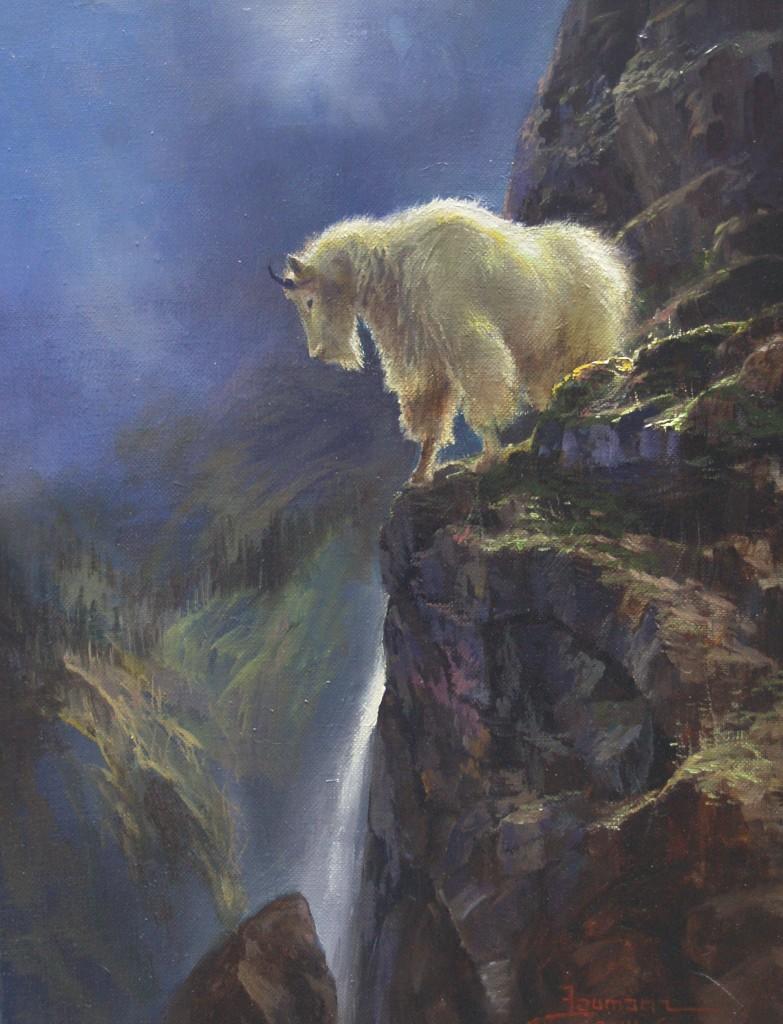 Wildlife Paintings by Stefan Baumann