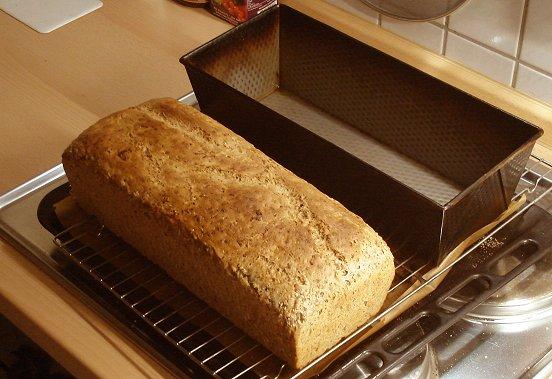 Brot selberbacken  wwwStefanBionde